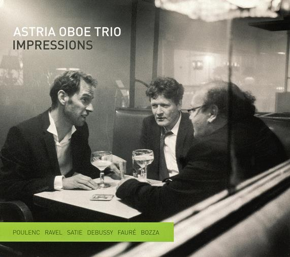 Impressions Music cross-overs with oboe