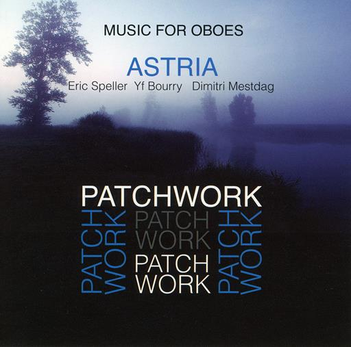 Patchwork Music cross-overs with oboe